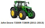 John Deere 7200R-7280R (2011-2013)
