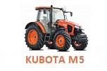 Kubota M5