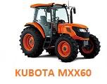 Kubota Mxx60