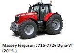 Massey Ferguson 7715-7726 Dyna-VT (2015-)