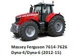 Massey Ferguson 7614-7626 Dyna-4/Dyna-6 (2012-15)