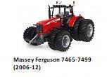 Massey Ferguson 7465-7499 (2006-12)