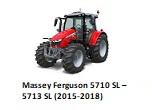Massey Ferguson 5710 SL – 5713 SL (2015-2018)