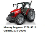 Massey Ferguson 5708-5711 Global (2016-2020)