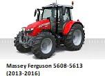 Massey Ferguson 5608-5613 (2013-2016)