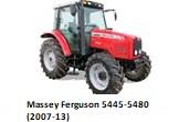 Massey Ferguson 5445-5480 (2007-13)