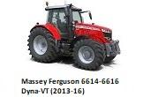 Massey Ferguson 6614-6616 Dyna-VT (2013-16)