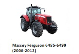 Massey Ferguson 6485-6499 (2006-2012)