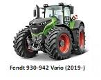Fendt 930-942 Vario (2019-)