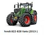 Fendt 822-828 Vario (2013-)