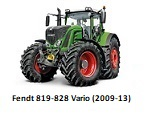 Fendt 819-828 Vario (2009-13)