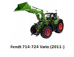 Fendt 714-724 Vario (2011-)