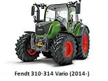 Fendt 310-314 Vario (2014-)