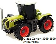 Claas Xerion 3300-3800 (2004-2013)
