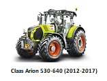 Claas Arion 530-640 (2012-2017)