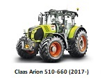 Claas Arion 510-660 (2017-)