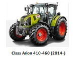 Claas Arion 410-460 (2014-)