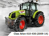 Claas Arion 410-430 (2009-14)