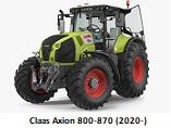 Claas Axion 800-870 (2020-)