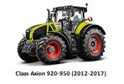 Claas Axion 920-950 (2012-2017)