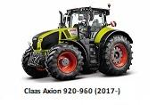Claas Axion 920-960 (2017-)
