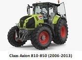 Claas Axion 810-850 (2006-2013)