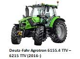 Deutz-Fahr Agrotron 6155.4 TTV – 6215 TTV (2016-)