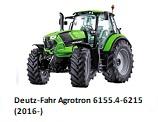 Deutz-Fahr Agrotron 6155.4-6215 (2016-)