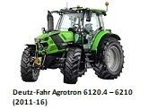 Deutz-Fahr Agrotron 6120.4 – 6210 (2011-16)