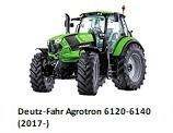 Deutz-Fahr Agrotron 6120-6140 (2017-)
