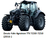 Deutz-Fahr Agrotron TTV 7230-7250 (2016-)