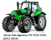 Deutz-Fahr Agrotron TTV 7210-7250 (2011-)