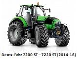 Deutz-Fahr 7200 ST – 7220 ST (2014-16)