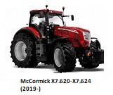 McCormick X7.620-X7.624 (2019-)