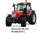 McCormick X6.460-X6.480 (2014-)