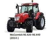 McCormick X6.420-X6.440  (2014-)