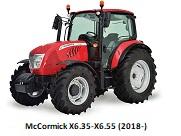 McCormick X6.35-X6.55 (2018-)